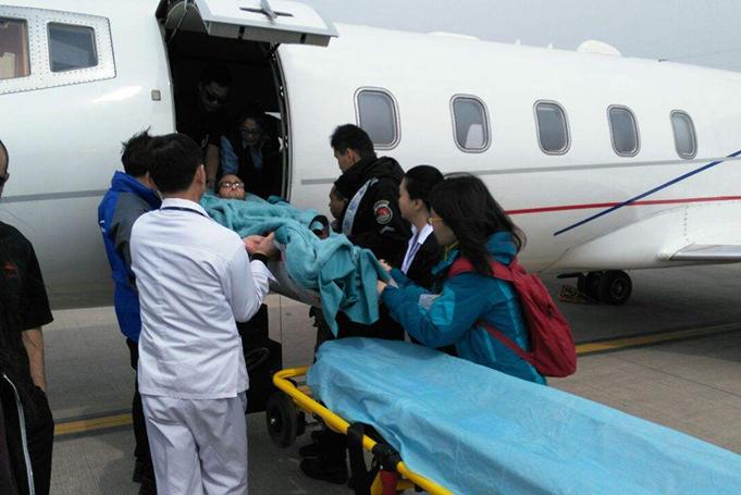 上海应急救援