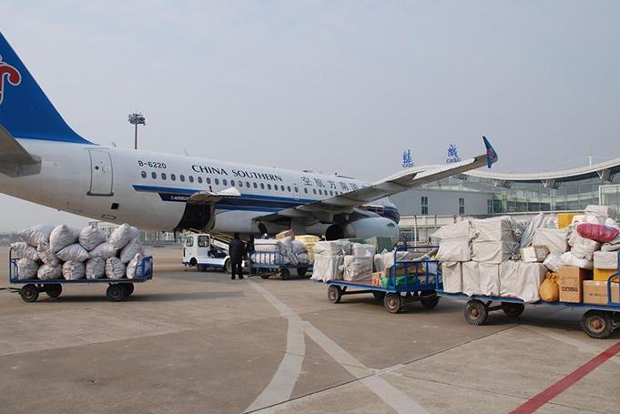 上海航空物流