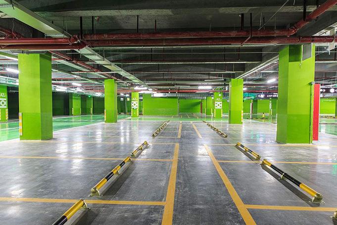 上海停车场服务