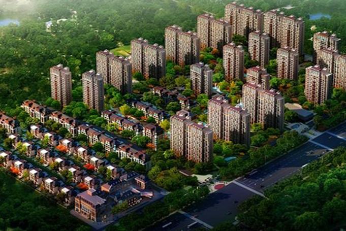 上海房地产开发