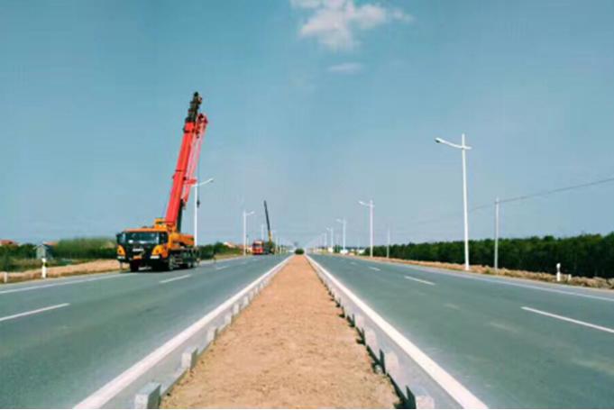 上海道路工程