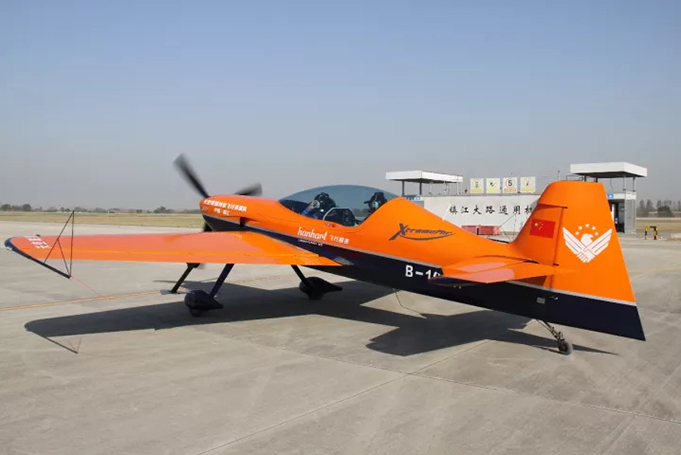 上海特技飞机