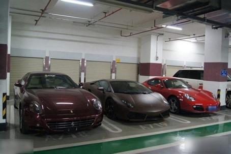 停车场服务